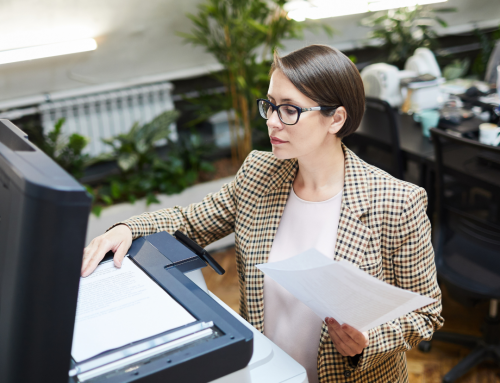 Why Document Scanning Services Can Help Productivity